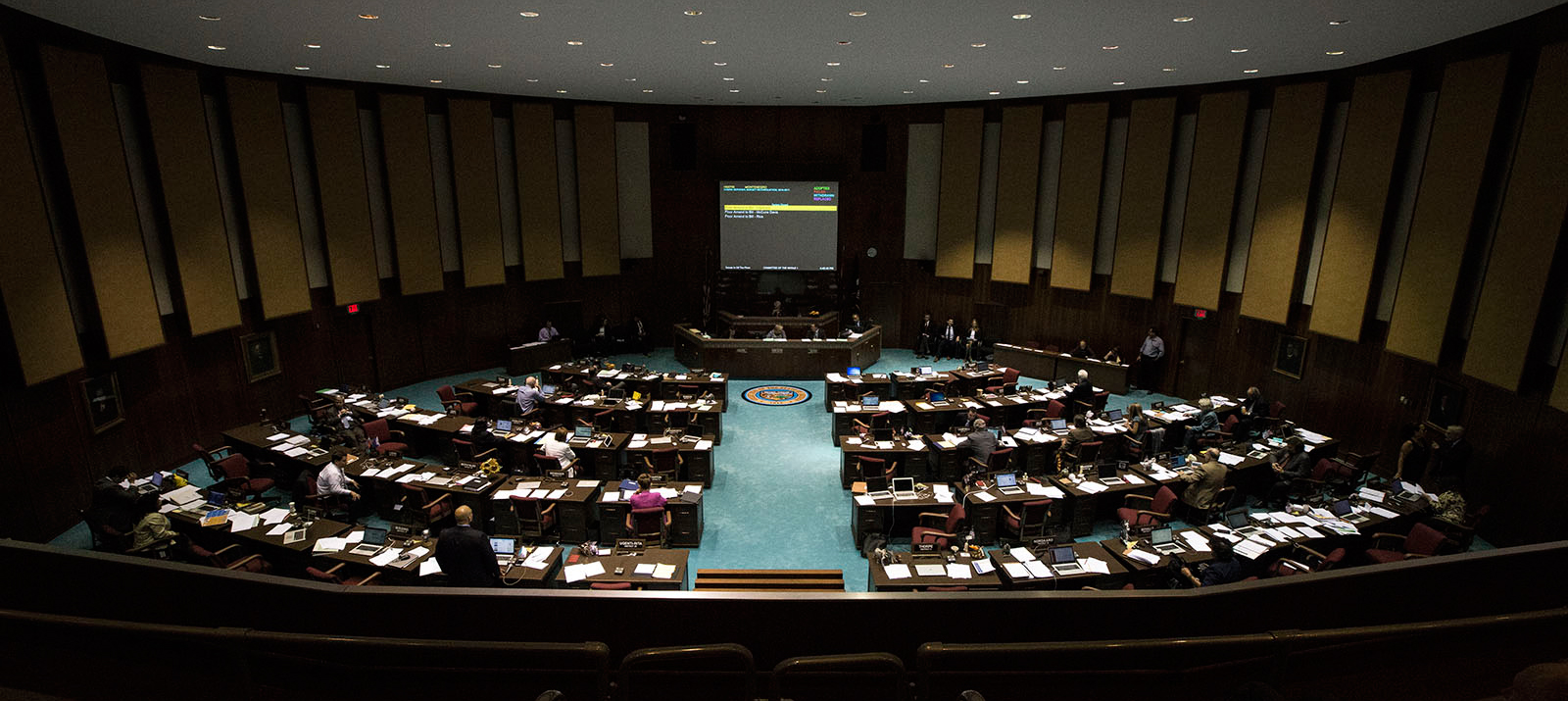 Lawmakers meet to discuss sexual harassment policies, choose not to broadcast meeting
